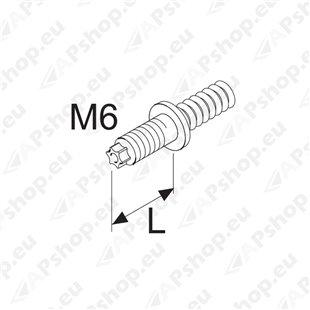 Webasto W9006446A Paigaldustarvik EJOT polt isepuuriv M6 L15,5