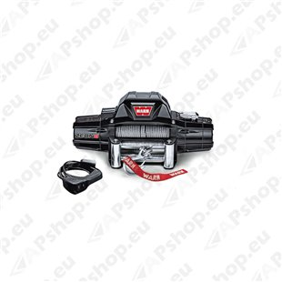 Winch kit TOYOTA HILUX REVO 2016 on, incl. WARN ZEON 8 16-5830-PREM