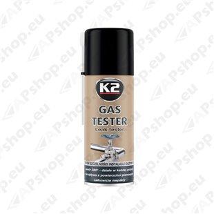 K2 GAS TESTER GAASILEKKE (ÕHU) AVASTAJA 400ML/AE