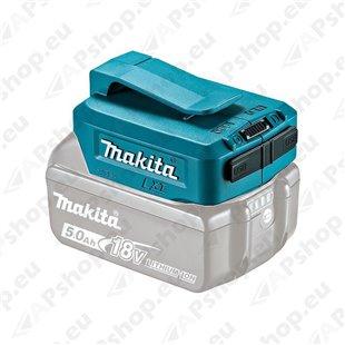AKU ADAPTER 18V USB (2X) MAKITA