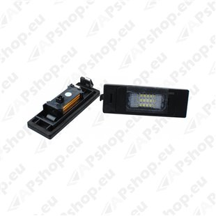NUMBRITULI LED BMW OEM 63267165735. 63267193294 CANBUS 2TK M-TECH