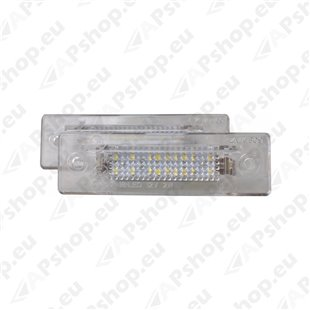 NUMBRITULI LED BMW OEM 51138236269. 51138236854 CANBUS 2TK M-TECH