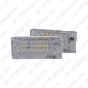 NUMBRITULI LED MINI OEM 51247114535 CANBUS 2TK M-TECH
