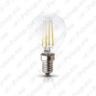 230V PIRN LED FILA E14 FMB R45 4W 470LM SOE VALGUS 3000K 45X75MM 360° A+ KOBI