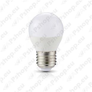 230V PIRN LED E27 MB 4.5W 420LM SOE VALGUS 3000K 45X85MM KOBI