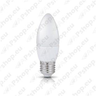 230V PIRN LED E27 SW 4.5W 420LM SOE VALGUS 3000K 37X100MM KOBI