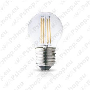 230V PIRN LED FILA E27 FMB 4W 470LM SOE VALGUS 3000K 45X78MM 360° KOBI