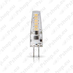 12V LED PIRN G4 1.8W 180LM SOE VALGUS 3000K 10X37MM KOBI