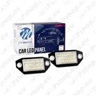LED license plate lights and turn indicators for passenger cars