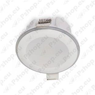 230V LED VALGUSTI HALO (3 REZIIMI) 5.5W 120° 420LM 4000K Ø82 IP20 KOBI