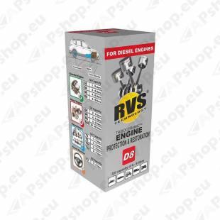 RVS ENGINE PROTECTION & RESTORATION D8. DIISELMOOTORILE