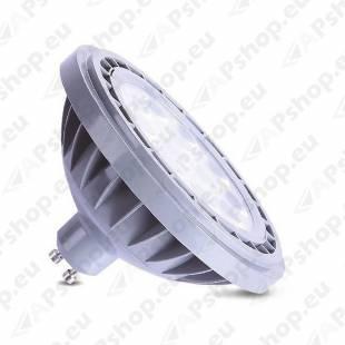 230V PIRN LED GU10 12W 960LM NEUTRAALVALGE 4000K 111X66MM ES111 KOBI