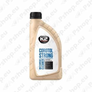 K2 COROTOL STRONG PINDADE DESINFITSEERIMISVAHEND 78% 1L