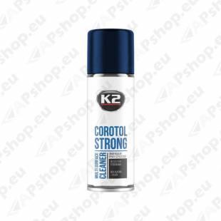 K2 COROTOL STRONG PINDADE DESINFITSEERIMISVAHEND 78% 250ML/AE