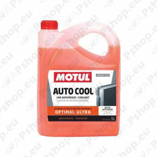 MOTUL JAHUTUSVEDELIK AUTO COOL OPTIMAL ULTRA 5L