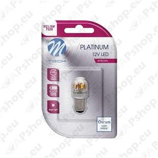 12V/24V BAY15D LED PIRN 3.3W P21/5W CANBUS PLATINUM BLISTER 1TK (OSRAM) M-TECH