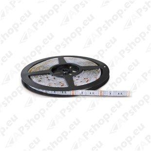 12V LED RIBA TRAMO 5050 300 LEDI RGB IP65 5M KOBI