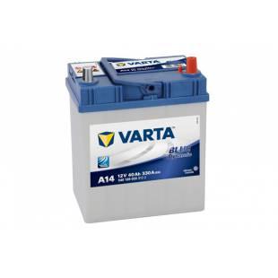 Battery Varta A14 12V 40Ah 330A Blue Dynamic