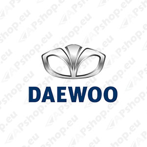 DAEWOO Trim/Protective Strip, door 96600374
