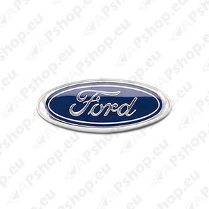 FORD Brake disc (1pc) 1253730