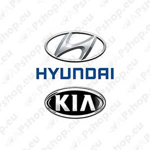 HYUNDAI/KIA Brake disc (1pc) 517123D300