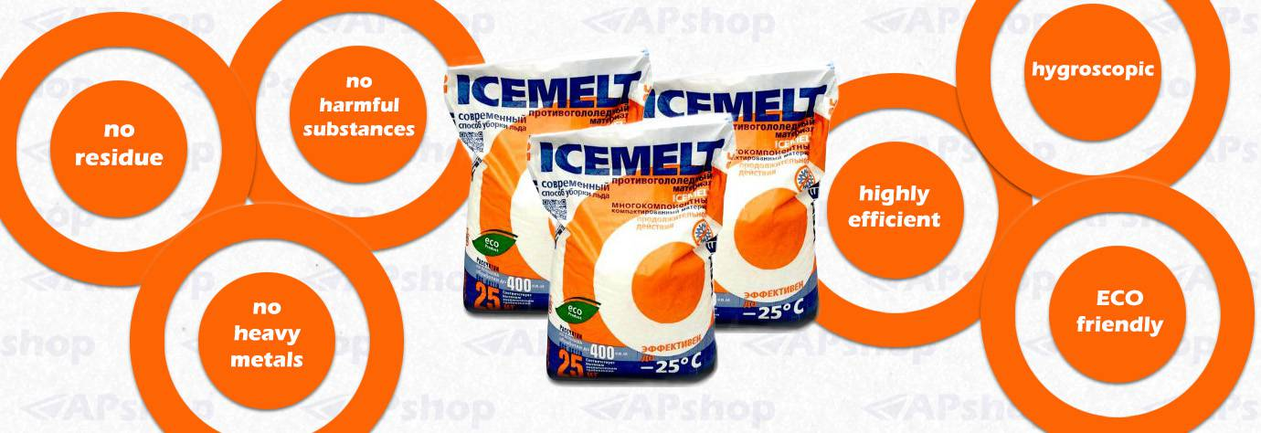 ICEMELT Deicer