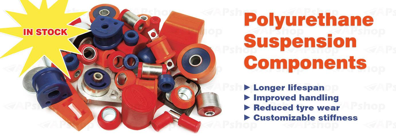 Polyurethane Suspension Components