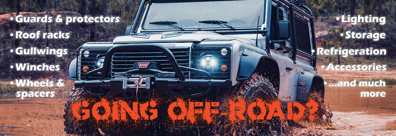 Off-road / 4x4 products