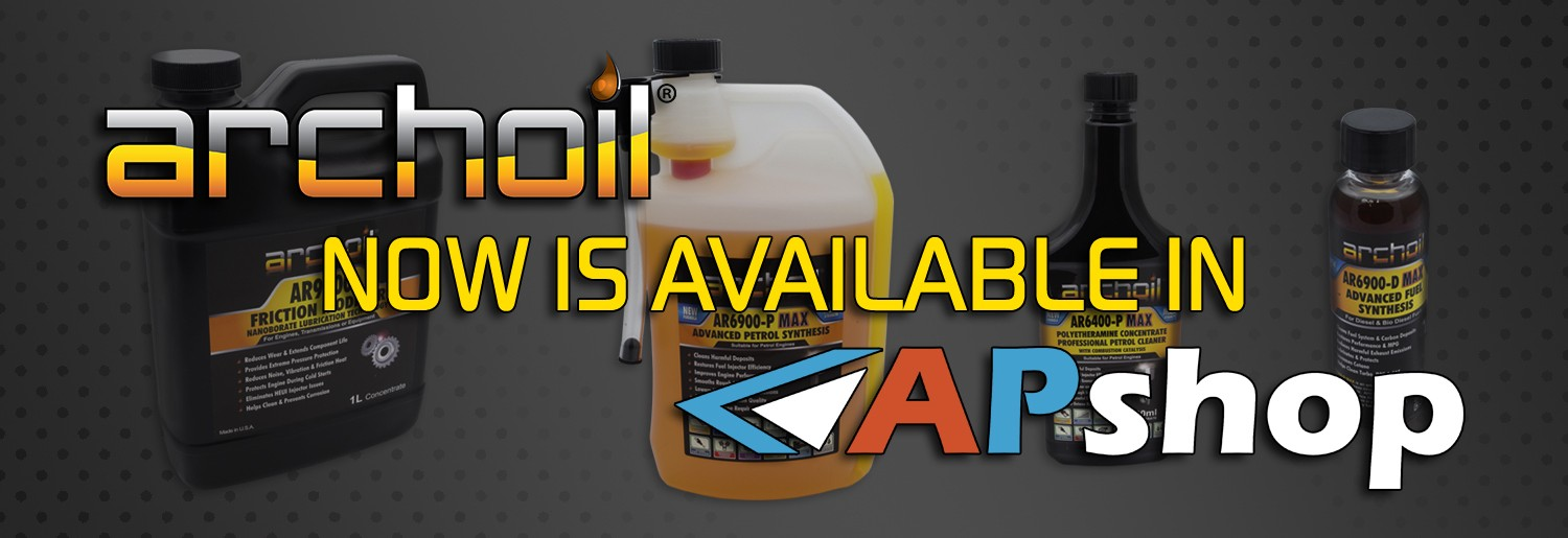 Now ArchOil is available in APshop